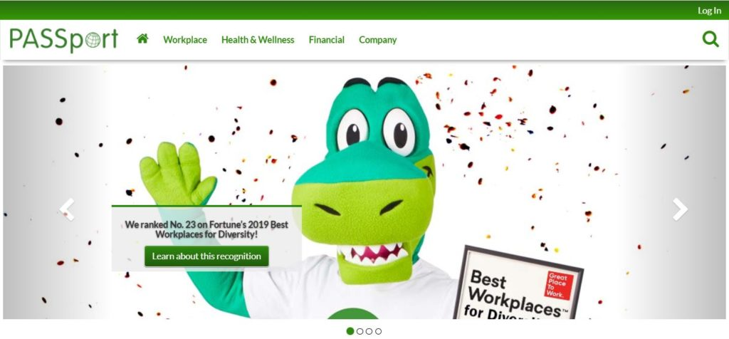 publix passport website